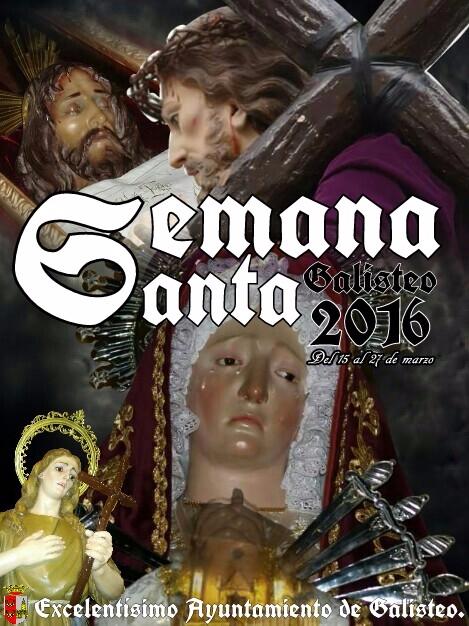 Semana Santa, Galisteo 2016